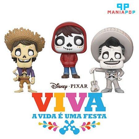 Funko Pop - Viva - A Vida é uma Festa - Disney