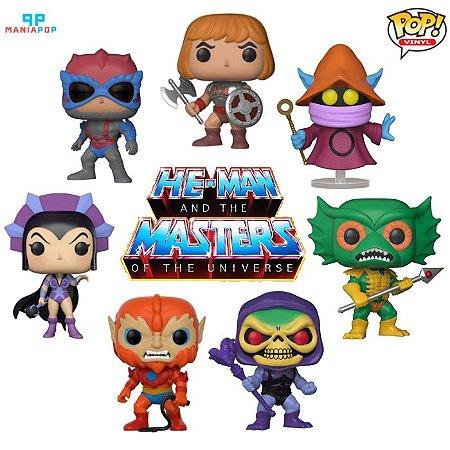 Funko Pop - He-man - Mestres do Universo
