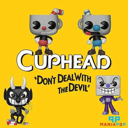 Funko Pop - Cuphead - Game - Vendidos Separadamente