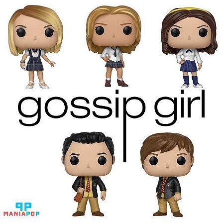 Funko Pop - Gossip Girl - Vendidos Separadamente