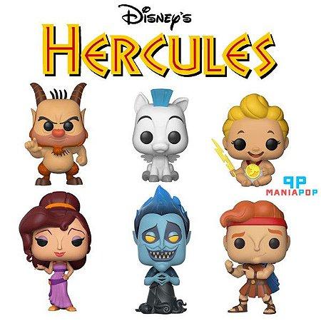 Funko Pop - Hércules - Desenho Disney - Vendidos Separadamente