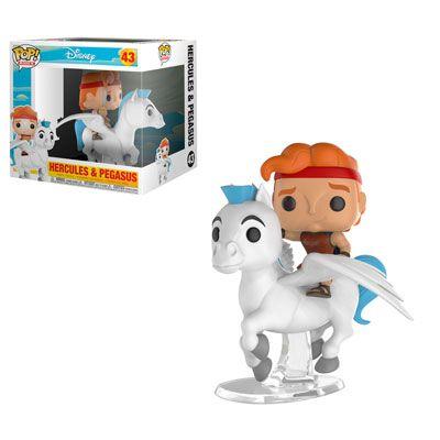 Funko Pop - Hercules e Pegasus - Disney