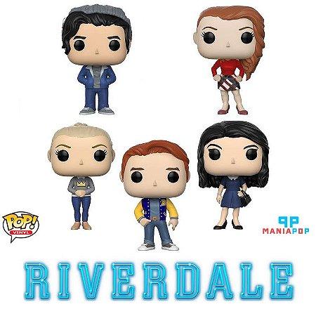 Funko Pop - Série Riverdale - Vendidos Separadamente
