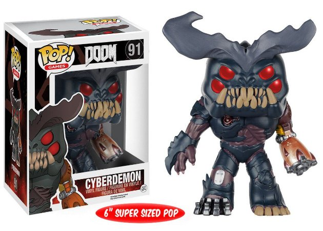 Funko Pop - Doom - Cyberdmon