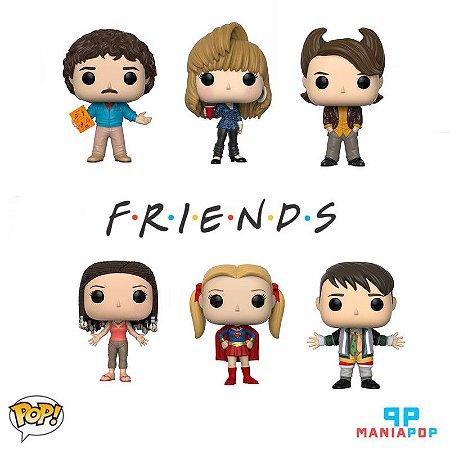 Funko Pop - Friends - Série - Segunda Coleção - Vendidos Separadamente