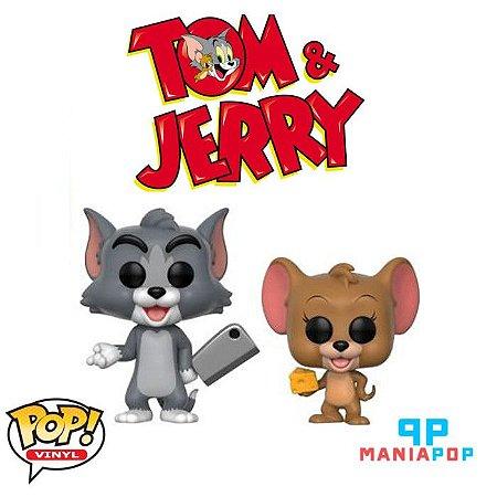 Funko Pop - Desenho - Tom e Jerry - Vendidos Separadamente