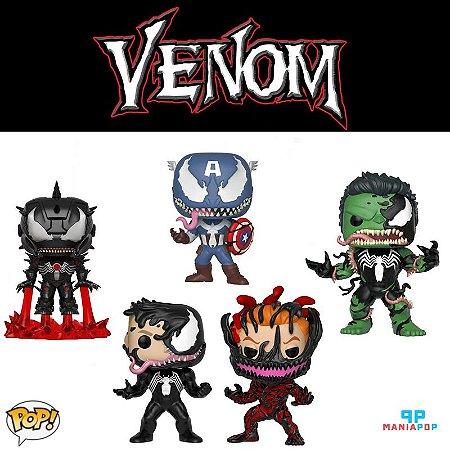 Funko Pop - Venom 30 anos - Marvel - Vendidos Separadamente