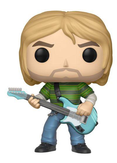 Funko Pop - Kurt Cobain - Nirvana