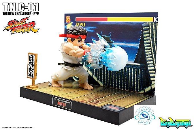 Ryu TNC - 01 Street Fighter