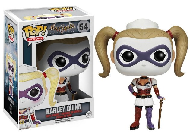 Funko Pop - Harley Quinn - Enfermeira - DC Comics