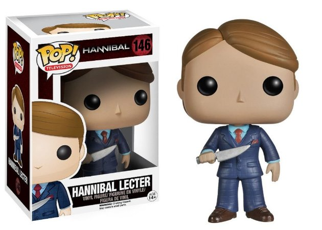 Funko Pop - Hannibal Lecter