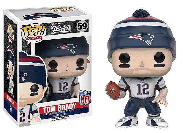 Funko Pop - Sports - NFL - Peyton Manning ou Tom Brady