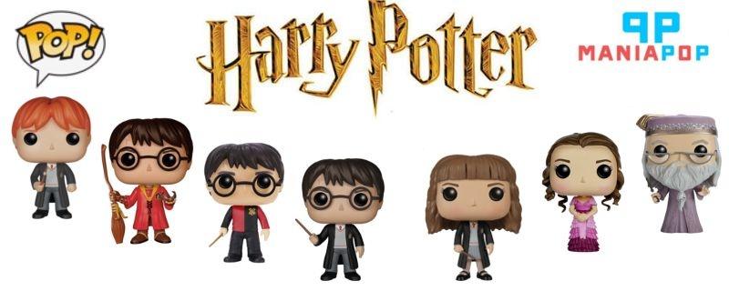 Funko Pop - Harry Potter ou Hermione ou Ron Weasley ou Severus Snape ou Dumbledore ou Hagrid ou Voldemort