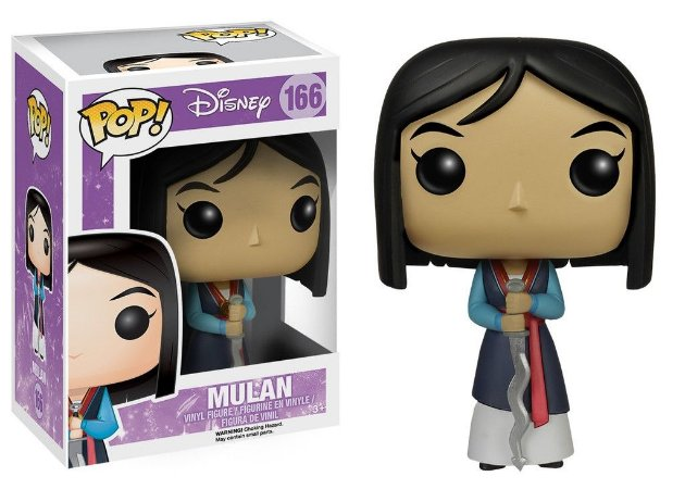 Funko Pop - Mulan - Disney