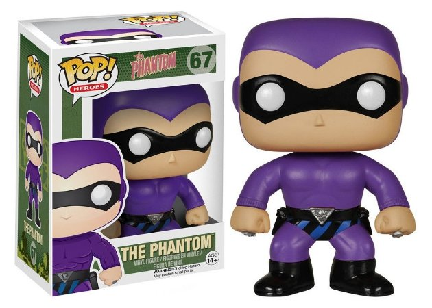 Funko Pop - Fantasma - The Phantom