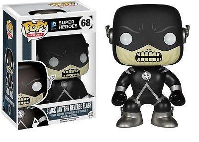 Funko Pop - Flash Reverso Lanterna Negro - DC Comics