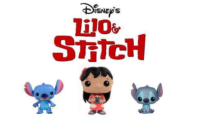 Funko Pop - Lilo ou Stitch - Vendidos Separadamente