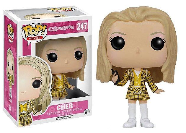 Funko Pop - Cher - As Patricinhas de Beverly Hills