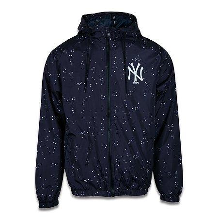 Jaqueta New Era Rave Space Glow New York Yankeess Masculina