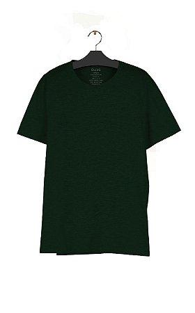 Camiseta Ellus E Asa Melange Classic Reativ Masculina