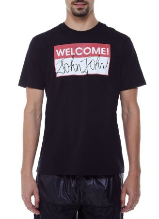 Camiseta John John Broken Masculina