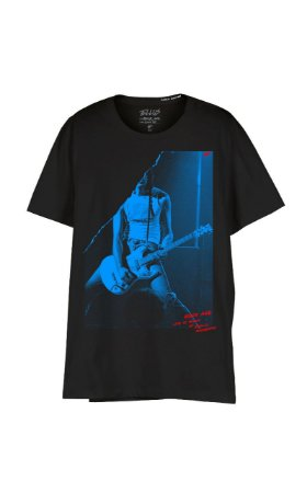 Camiseta Ellus Fine Small Moments Classic Masculina