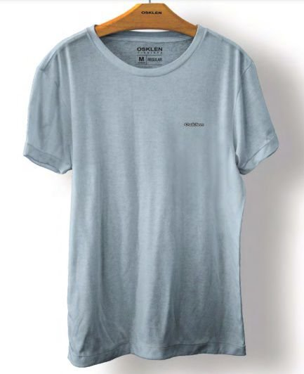 Camiseta Osklen Stone Sonus Masculina Pacifico