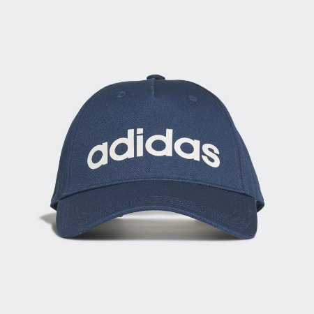 Boné Adidas Daily Unissex Masculino Azul GN1989