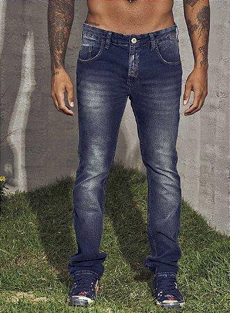 Calça Colcci Jeans Rodrigo Masculina Índigo