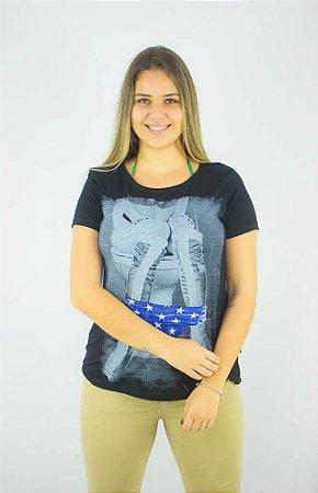 cc8f709e1 CAMISETA FEMININA MULHER MARAVILHA - Dom Store Multimarcas ...