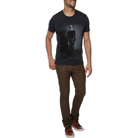 camiseta Ellus David Bowie ELLUS ROCK EDITION