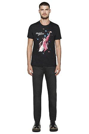 3914d42dd2 Camiseta Ellus Michael Red Jacket - Dom Store Multimarcas ...