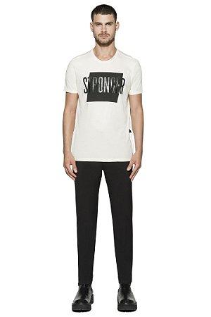 Camiseta Cotton Fine Stronger Classic Ellus