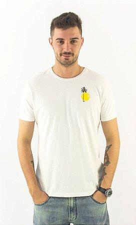 Camiseta Ellus Vintage Sunset