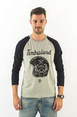 Camiseta Manga Longa Timberland