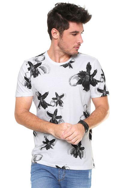 Camiseta Ellus Fine Orchid Trap Várias Cores