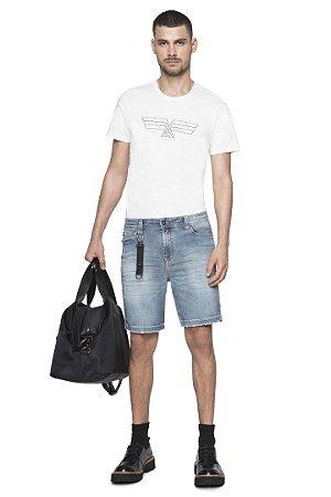 Camiseta Ellus Estampada Project Classic masculina
