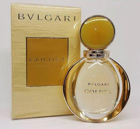 7ca19146be Perfume Goldea Bvlgari Feminino Edp 90ml 100% Original - Dom Store ...