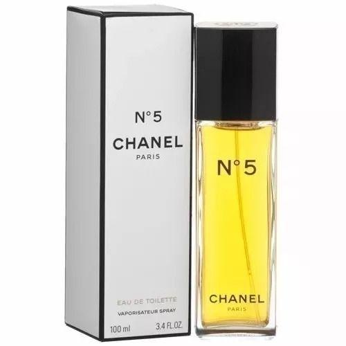 c57257c94f2 Perfume Chanel Nº5 Eau De Toilette 100ml - Original - Dom Store ...