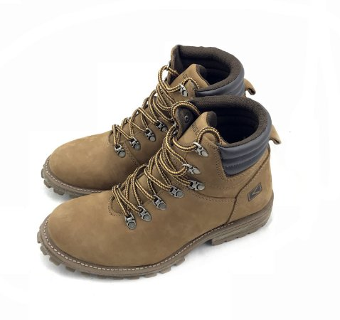Bota Boots Company Work Couro