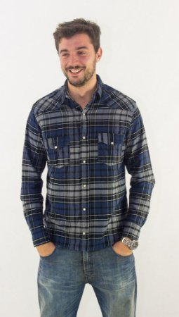 Camisa Pineaplee Xadrez Masculina Original