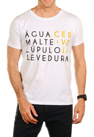 CAMISETA CERVEJA RED FEATHER