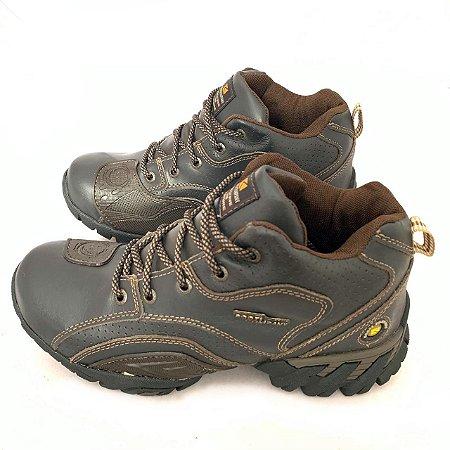 Bota Masculina Boots Company Adventure Original marrom