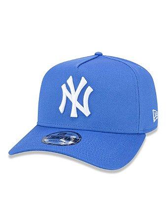 Boné NEW ERA 9FORTY A-FRAME ABA CURVA AJUSTÁVEL MLB NEW YORK