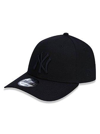 Boné New Era 9FORTY ABA CURVA AJUSTÁVEL MLB NEW YORK YANKEES