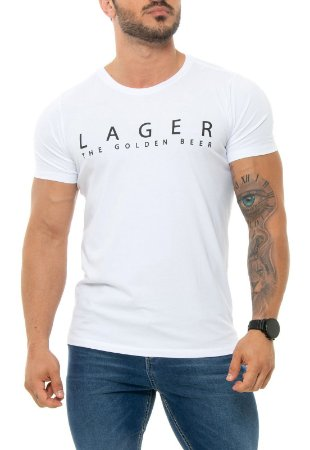 CAMISETA RED FEATHER LAGER