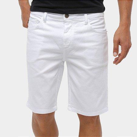 Bermuda Triton Sarja 70Z branca masculina