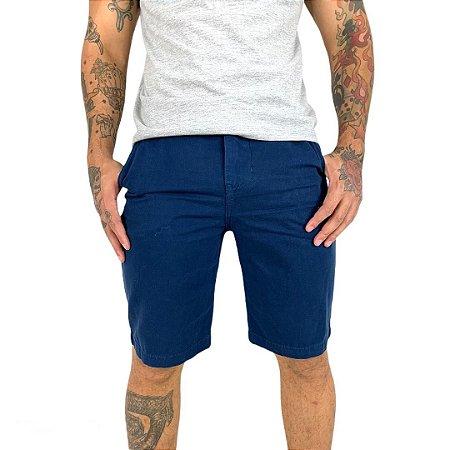 Bermuda Triton Sarja azul masculina