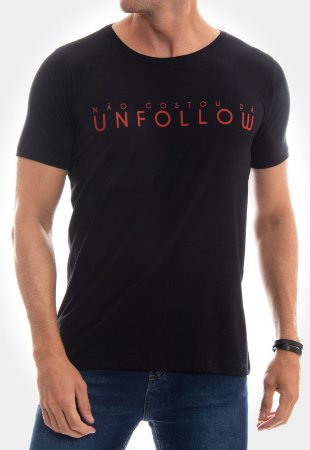 CAMISETA RED FEATHER UNFOLLOW