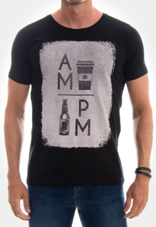 CAMISETA RED FEATHER AM PM